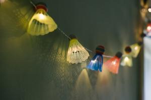 shuttlecockgarlandlights